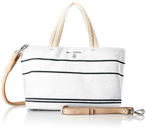 Sacs épaule Marc O'Polo portés Shopper Offwhite Ew Blanc qpXtrUpx