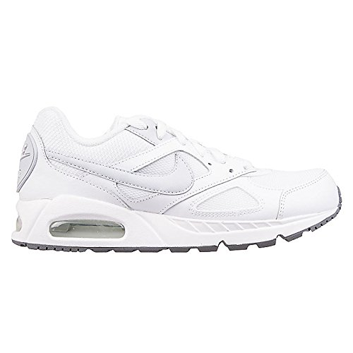Nike Femmes Air Max Ivo Baskets Running 580519 Baskets Chaussures Blanc Pur  Platine Cool Gris 105
