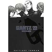 GANTZ T.22