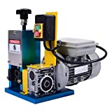 Goplus Powered Electric Wire Stripping Machine, 1.5mm-25mm Portable Scrap Cable Stripper for Scrap Copper Recycling