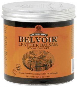 Carr & Day & Martin 500ml Belvoir Leather Balsam Intensive Conditioner (Best Saddle Leather Conditioner)