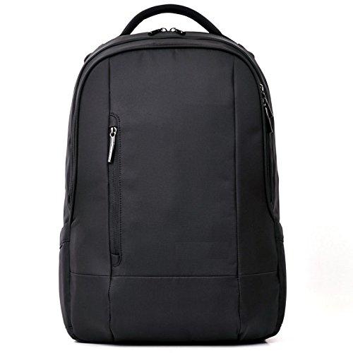 Mefly Mochila Para Portátil Negra Mochila Diaria Hombres Equipo Bagpacks Bag School Bolsas Mochila De Hombres