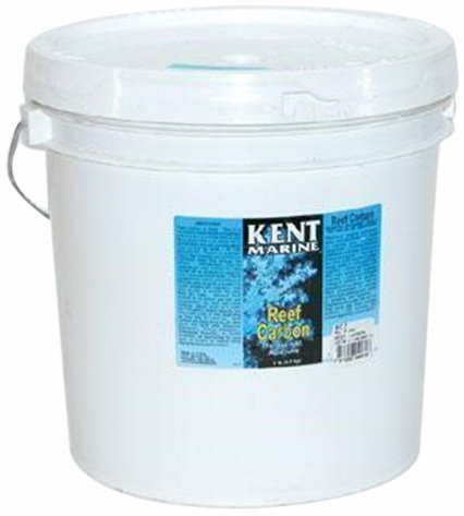 Kent Marine Reef Carbon for Aquariums, 2-Gallon Bucket (Marine Filtration Kent)