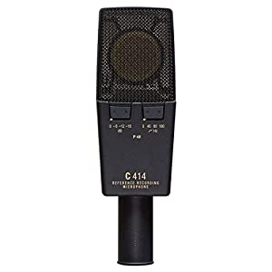AKG C414 XL II Reference Multi-Pattern Conden...
