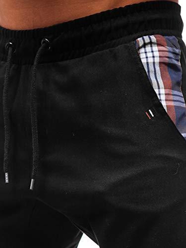 6f6 Jogger Cargo Pantalon 0449 Bolf Noir Mode Homme – Camo UHFnSx1B