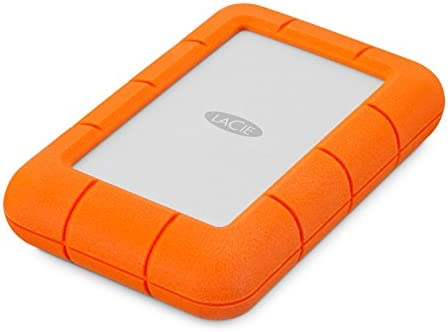 LaCie Rugged Mini - Disco Duro Externo de 4 TB con USB 3.0 ...