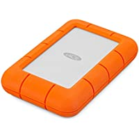 La Cie Rugged Mini USB 3.0 / USB 2.0 4TB Portable Hard Drive LAC9000633