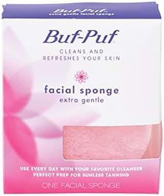 Buf-Puf 3M Extra Gentle Facial Sponge, 36 Count