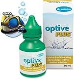 Optive Plus Eye Drops 10ml (pack of 2)