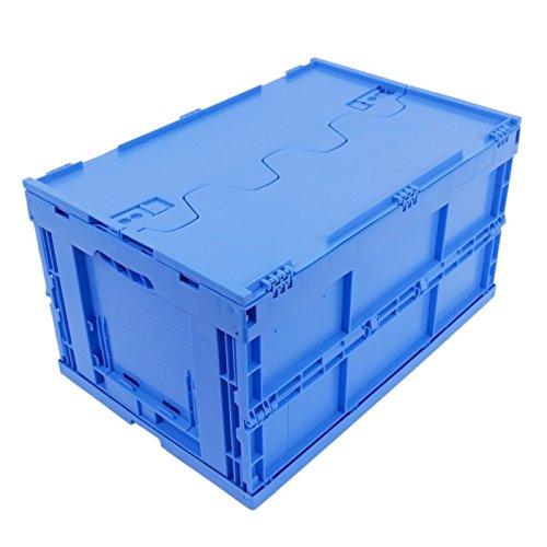 Caja transporte for Cajas de plastico plegables