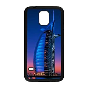 Building Use Your Own Image Phone Case for SamSung Galaxy S5 I9600,customized case cover ygtg-348021