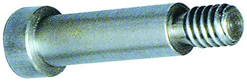 M3371-SS - Shoulder Screw, Hex Socket Head, Stainless Steel, 11.9mm, M3 (Pack of 20)