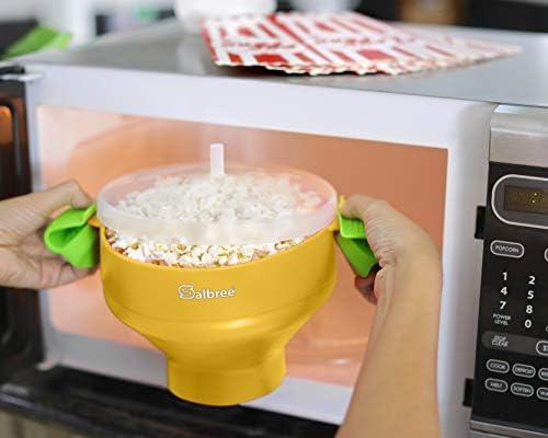 Amazon.com: Salbree Popper de palomitas de maíz de ...