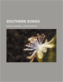 Book Southern Songs