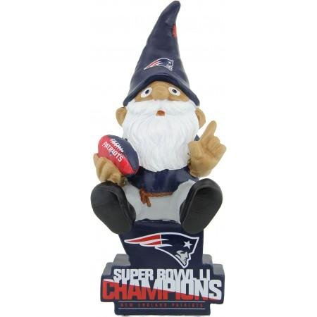 - Forever Collectibles New England Patriots Super Bowl LI Champions Team Gnome