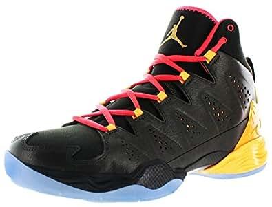 aab6c236e39b Jordan Nike Melo 10 Mens Basketball Shoes Carmelo Anthony Blk Sz 8.5   Amazon.ca  Shoes   Handbags