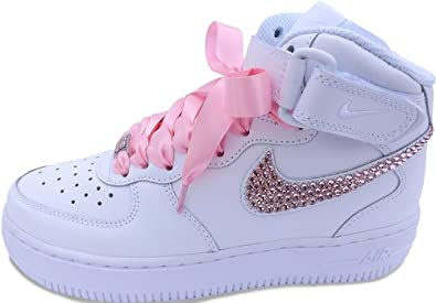 ebf1c39b634f Nike Women s Stunning Air Force 1 Mids