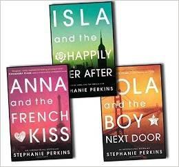 Anna & The French Kiss Stephanie Perkins 3