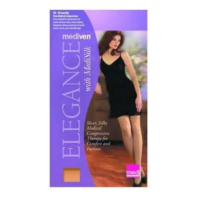 - Mediven Elegance 16-20 mmHg OPEN TOE Pantyhose
