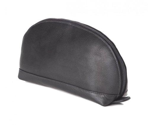 (Clava Vachetta Accessory Pouch - Leather - Vachetta Black - Vachetta Black)