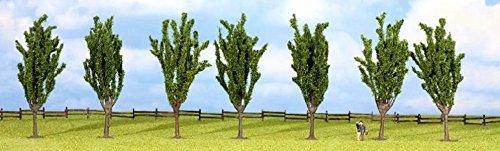 mejor marca All Scale Classic Classic Classic Series Deciduous Tree Economy Pack -- Poplar 4-3 4 12cm Tall pkg(7) by Noch  minoristas en línea
