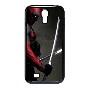 Deadpool 2 Ps3 Juego 02 Samsung Galaxy S4 Caso 9500 del teléfono celular funda Negro caja del teléfono celular Funda Cubierta EEECBCAAB04782