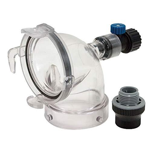 Valterra F02-4110 RV Hydroflush-90°, Clear ()