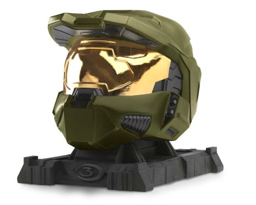 Halo (video game) halo 3 legendary edition helmet (lifesize.