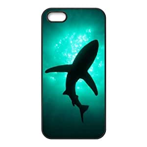 Customized case Of Shark Hard Case for iPhone 5,5S