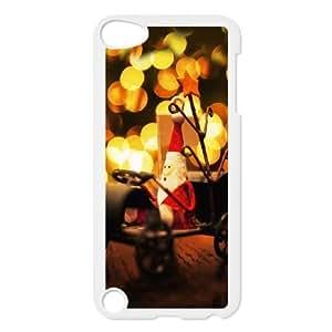 iPod Touch 5 Case White Santa Claus C3B4NR