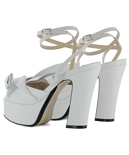 N°21 Sandalias de Vestir Para Mujer Weiß It - Marke Größe