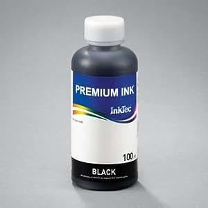 Tinta InkTec para HP nº 336, 337, 338, 339 y 350 NEGRO PIGMENTADO 100ml