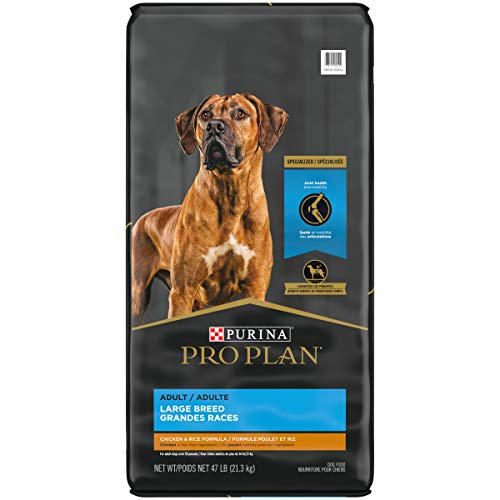 Purina Pro Plan Large Breed & Giant Breed Adult Dry Dog Food & Wet Dog Food (Packaging May Vary)