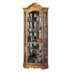 Howard Miller 680-207 Wilshire Curio Cabinet by