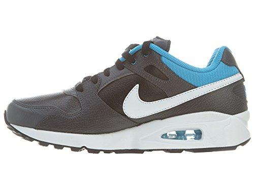 Nike Air Max Coliseum Rcr Ltr Uomo 543215-011 Nero / Antracite / Grigio Scuro / Bianco