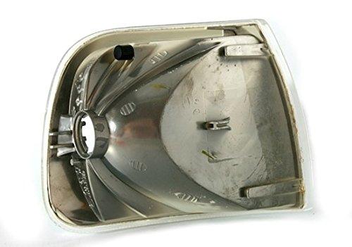 KG Frontblinker Set Blinker AD Tuning GmbH /& Co rechts Klarglas Chrom Links