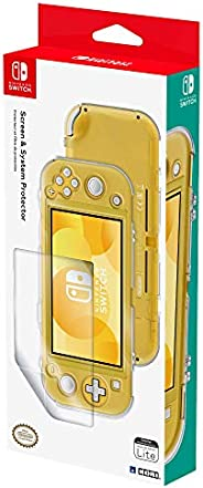 Nintendo Switch Lite Screen & System Protector Set by HORI - Officially Licensed by Nint