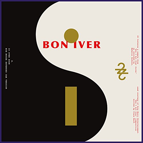Music : Bon Iver: 22 A Million Special Pack [3xWinyl]
