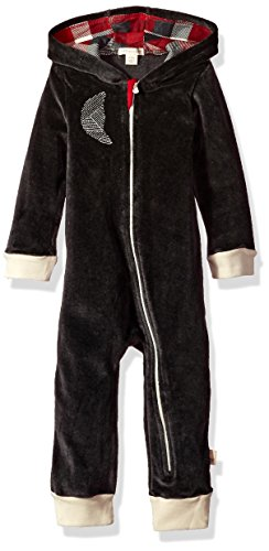 Hooded Kids Coverall - 7