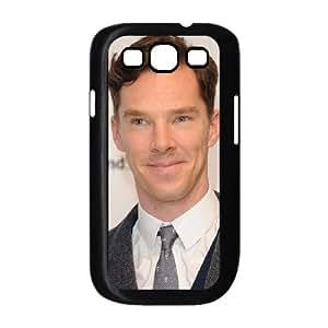 Benedict Cumberbatch Samsung Galaxy S3 9 Cell Phone Case Black 6KARIN-146035