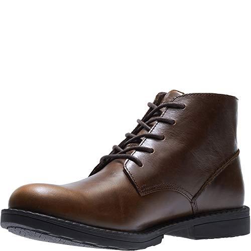 65774392b99 Wolverine Men's Bedford Steel-Toe Chukka SR Industrial Boot, Brown, 11.5 M  US