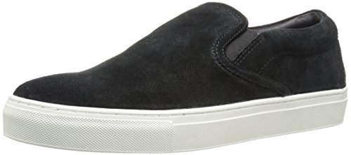 J Slides Men Dimmi Sneaker Black Suede