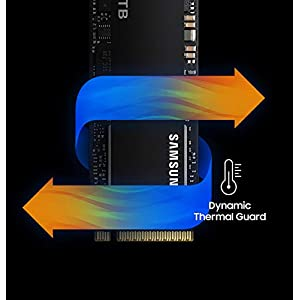 SAMSUNG (MZ-V7S1T0B/AM) 970 EVO Plus SSD 1TB - M.2 NVMe Interface Internal Solid State Drive with V-NAND Technology