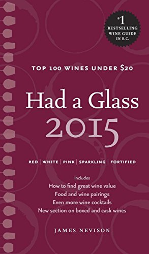 Had a Glass 2015: Top 100 Wines Under $20 (Had a Glass Top 100 - Glasses New 2015