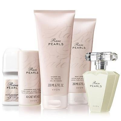 Rare Pearls 5 Piece Gift Set