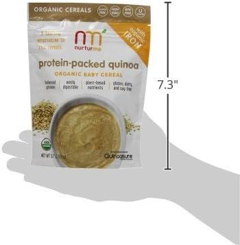 NurturMe proteína Embalado infantil Quinua Orgánica de ...