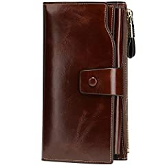 """Itslife focus on genuine leather wallets and bags.Known as""""Show the spirit of design and quality"""" Its bags' life,its your life.With identity theft striking people all over the world, it is more important than ever to protect your personal inf..."""