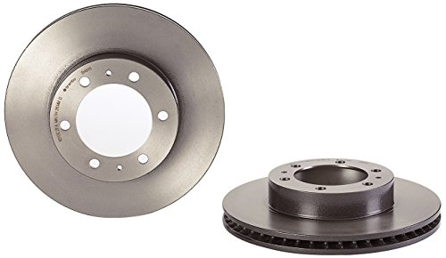 - Brembo 09.B461.11 UV Coated Front Disc Brake Rotor