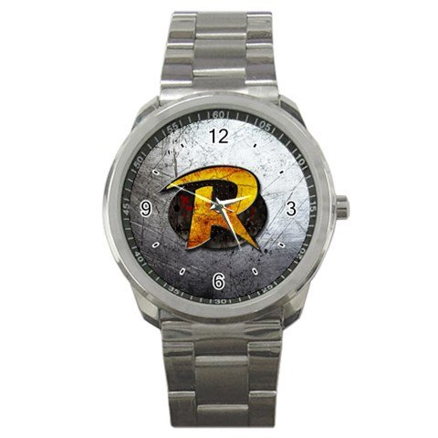 DC+Comics+Watch Products : Robin DC Comics Sport Metal watch Limited Edition