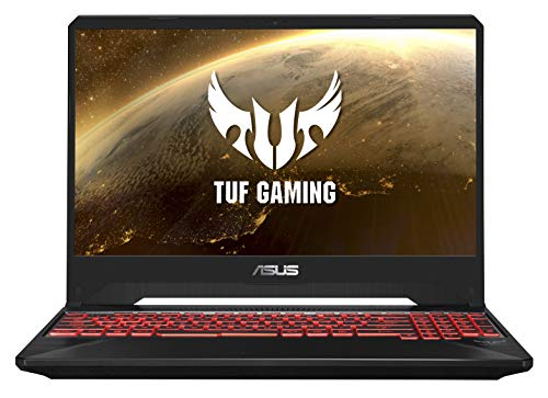 ASUS TUF Gaming FX505GD 15.6' FHD Laptop GTX 1050 4GB Graphics (Core i5-8300H/8GB RAM/1TB HDD/Windows 10/Black Plastic/2.20 Kg), FX505GD-BQ136T